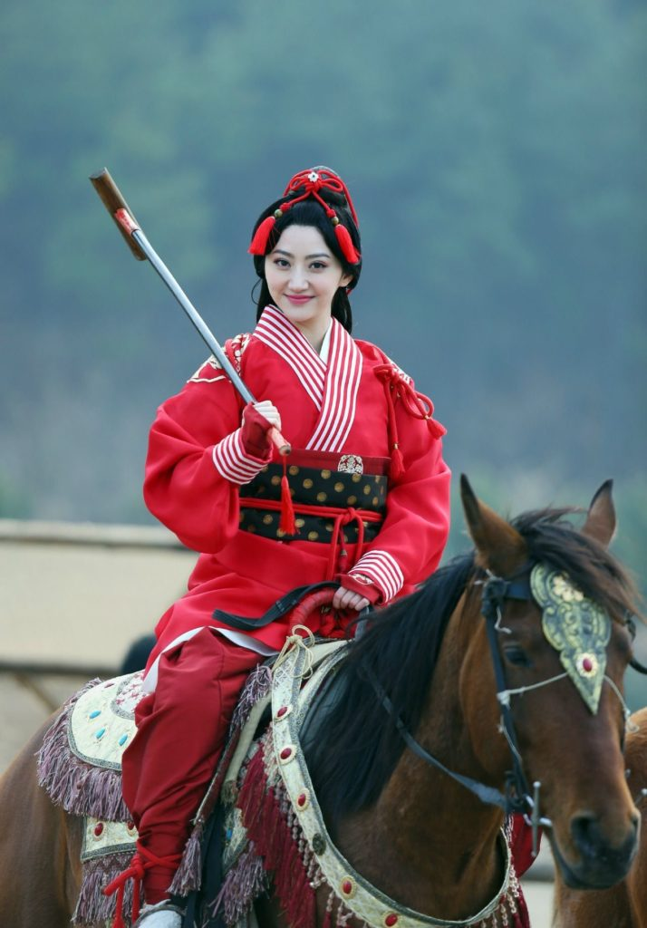 Jing-Tian-Horse-Ride-Images