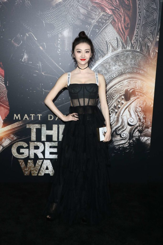Jing-Tian-Hot-Gown-Images