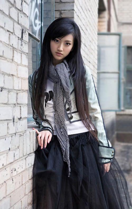 Jing-Tian-Hot-Images