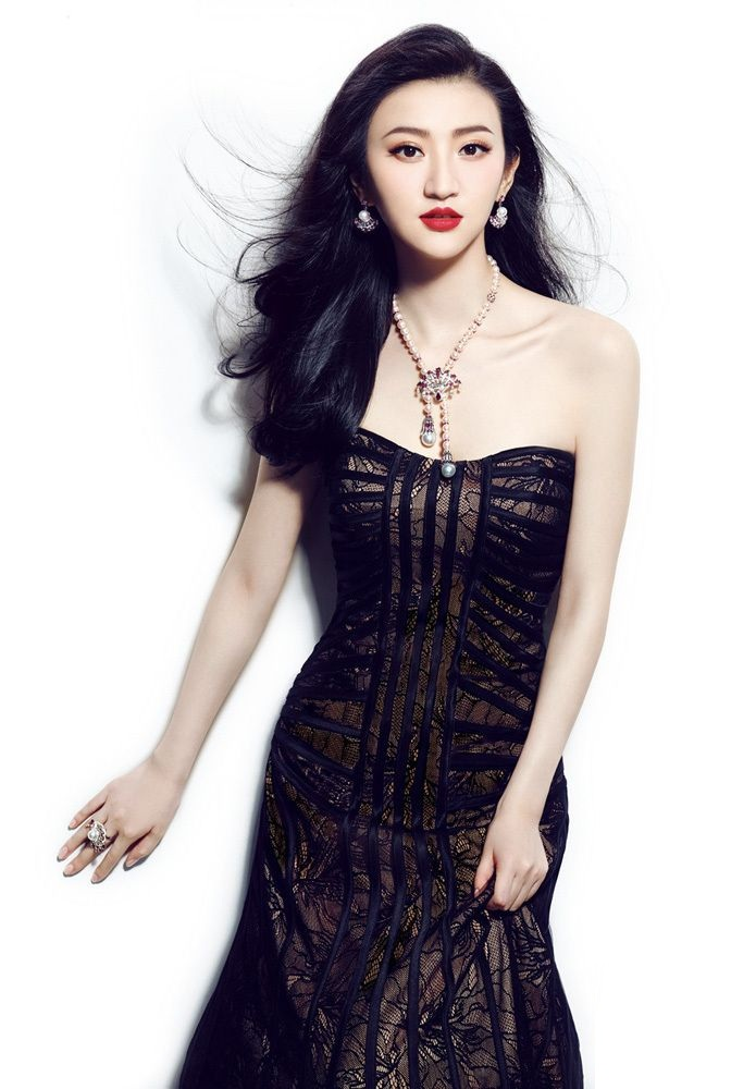 Jing-Tian-Makeup-Photos