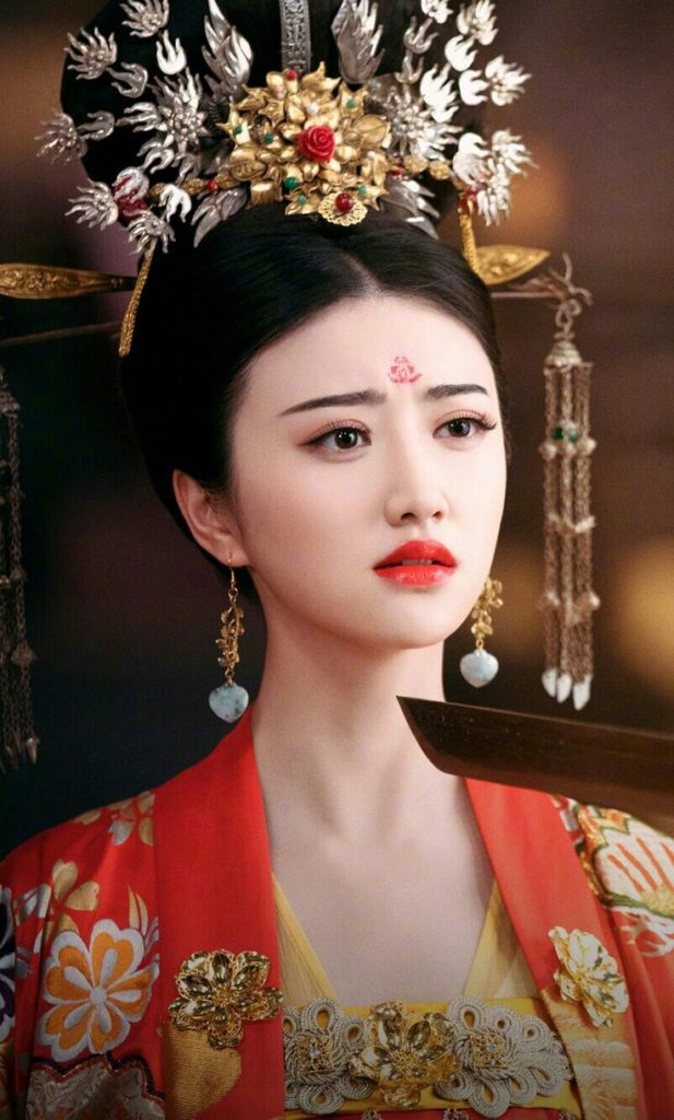 Jing-Tian-Moive-Look-Images
