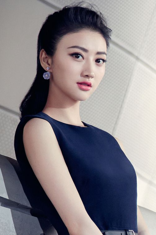 Jing-Tian-Sexy-Eyes-Photos