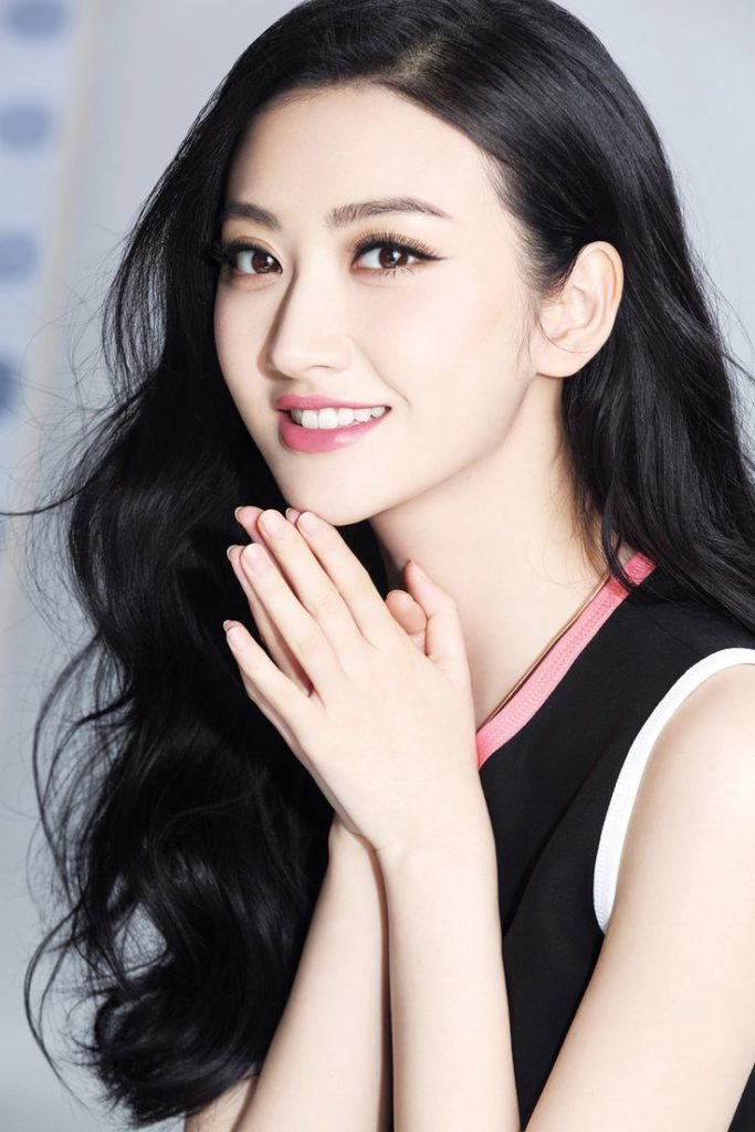 Jing-Tian-Smile-Images