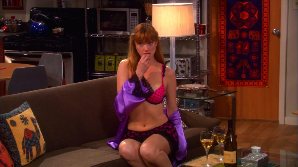 Judy-Greer-Bikini-Bra-Photos